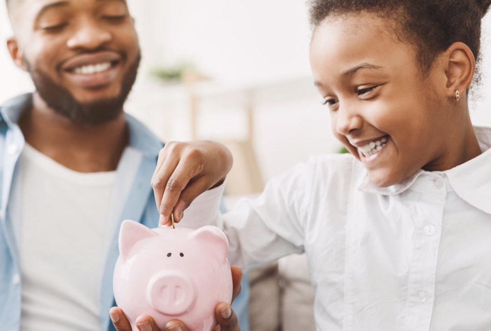 Money Tips to Teach Your Kids Now, According to Tiffany 'The Budgetnista' Aliche