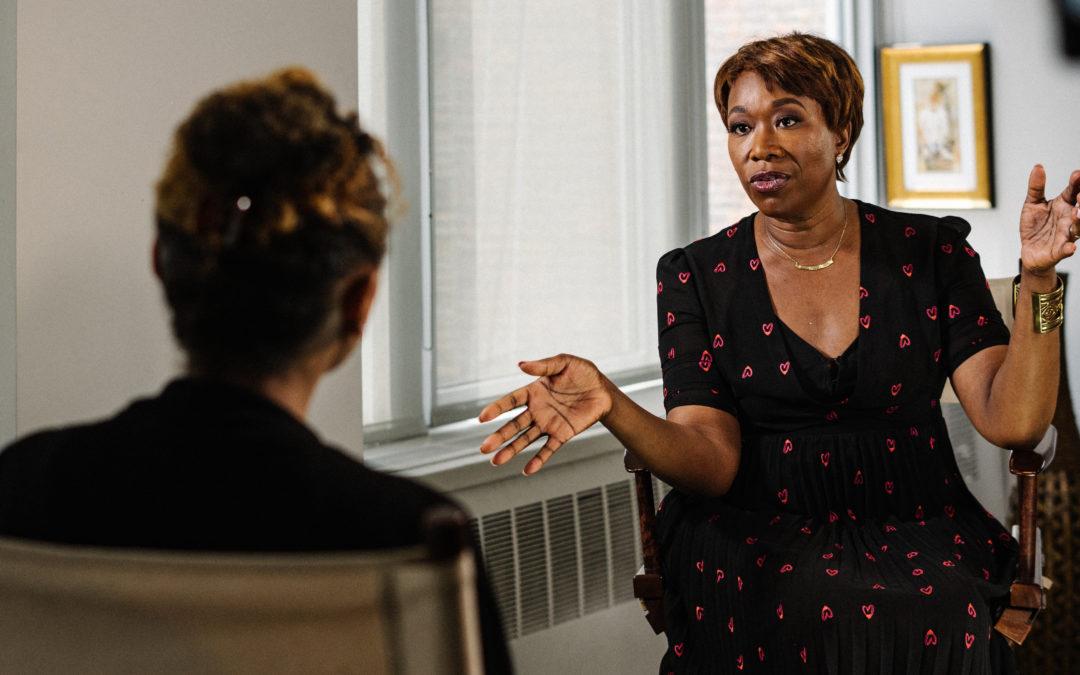 [WATCH] Joy Reid Breaks Down Toxic Politics – The Black Enterprise Interview