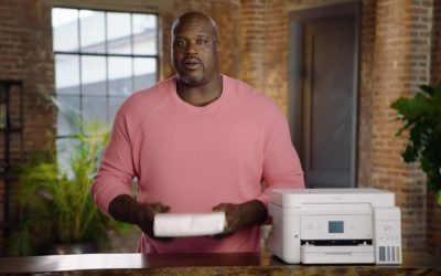 Shaquille O'Neal Teams Up with Epson to Help Advance Education
