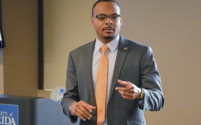 Gene Martin: Orlando Magic Social Responsibility Manager Creates Route To Success