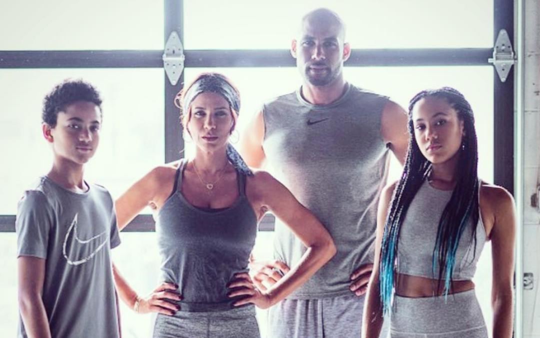 Boris Kodjoe, Nicole Ari Parker Release Family Fitness App