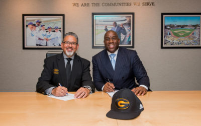 Magic Johnson Partners with Grambling State to Elevate Campus Dining