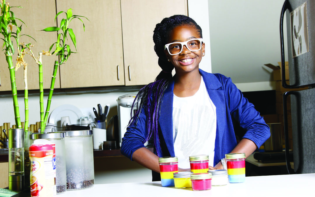 Detroit's Youngest Entrepreneur Has Been Doing Business for Nearly a Decade