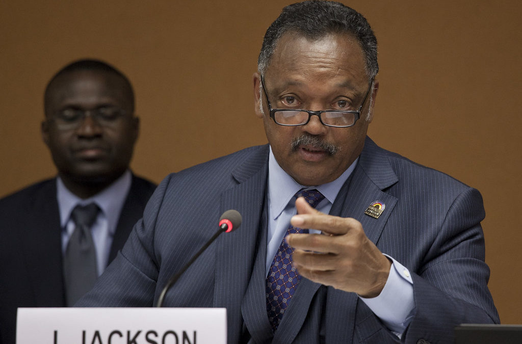 Join Us at Black Men Excel To Honor Jesse Jackson, Our Champion For Equal Opportunity