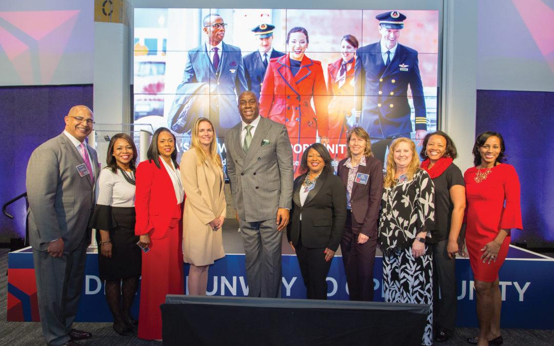 Delta Airlines' $1 Billion Goal To Help Minority Suppliers Take Flight