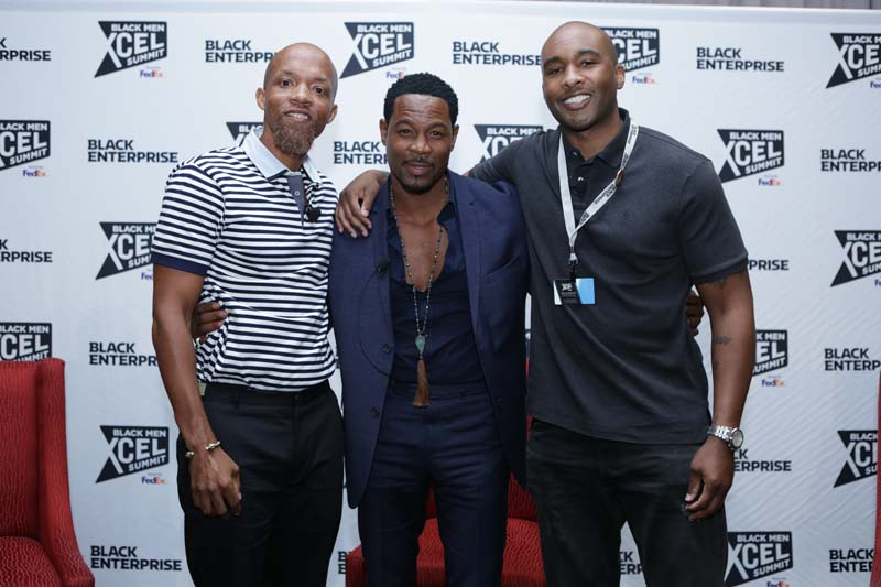 A Celebration Recognizing Today's Black Man Kicks Off at the Black Men XCEL Summit in Miami