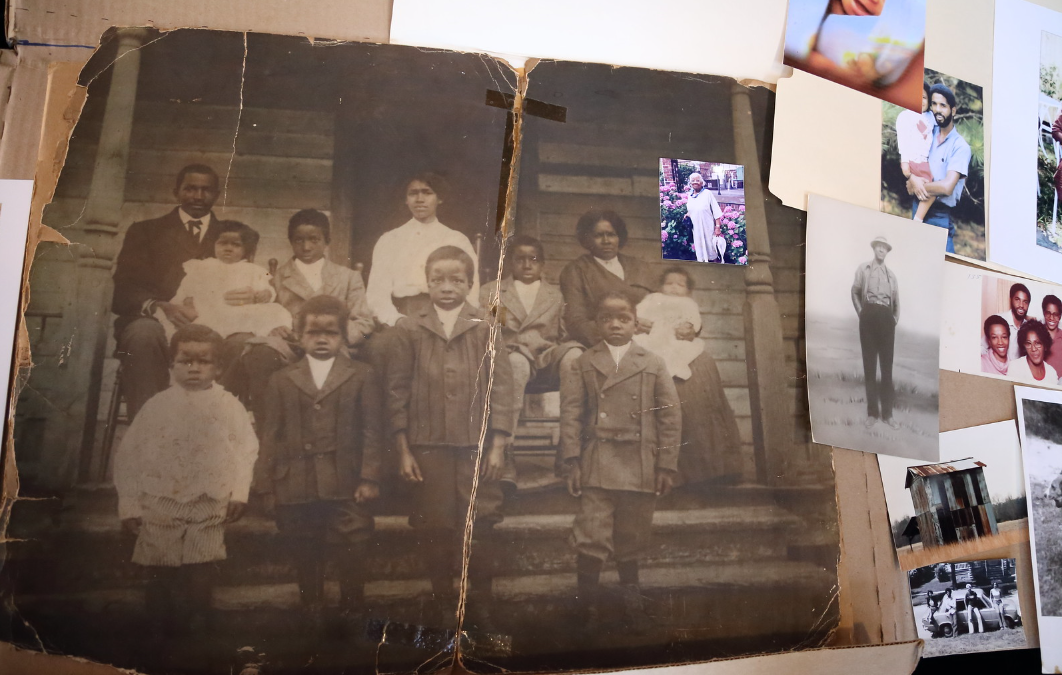 New Reality Show Mines Family Albums for Black History