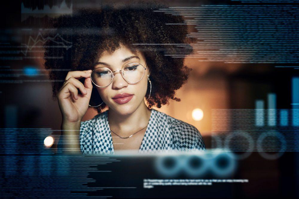 black people working in cybersecurity