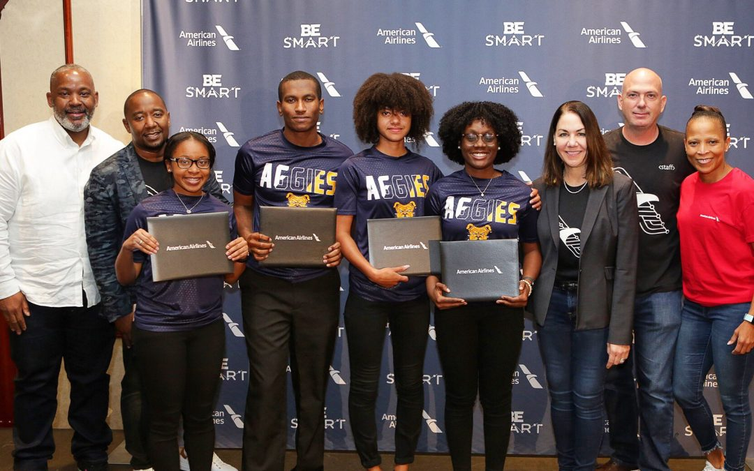 North Carolina A&T Students Gain Scholarships, Professional Exposure at Black Enterprise's HBCU Hackathon