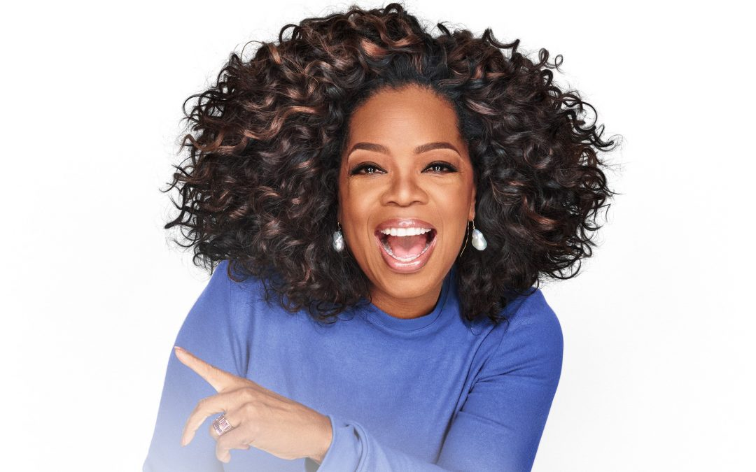 Oprah Winfrey Has the '2020 Vision' for Your Best Life