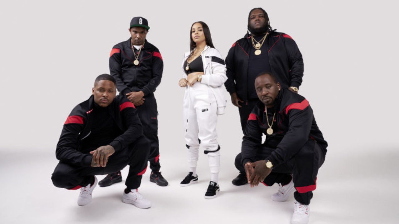 AliExpress på grossist i lager Lauren London Debuts The Marathon Clothing x Puma Collection ...