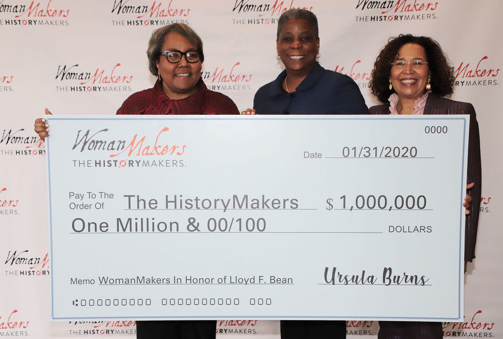 Former Xerox CEO Ursula Burns Donates $1 Million to Preserve an Oral Archive of Black History