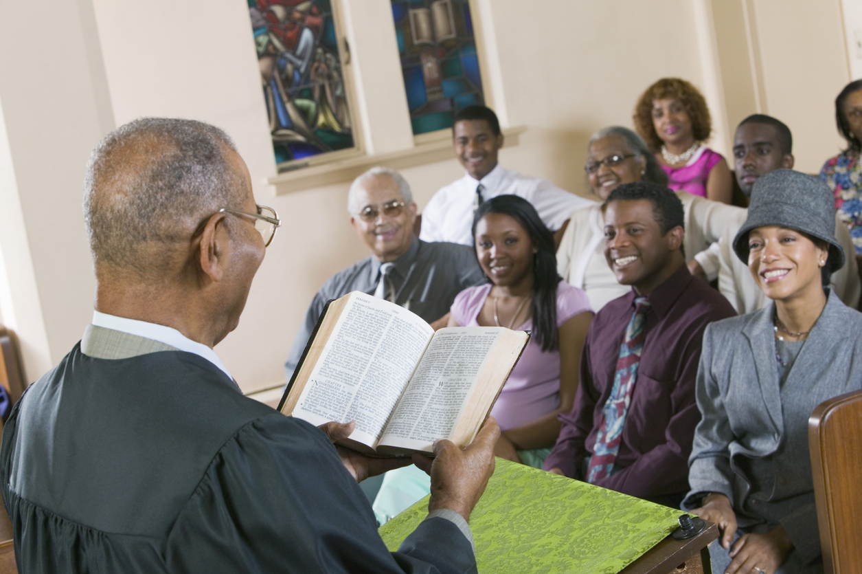 Black Churches Struggle To Reach Their Congregations During COVID ...